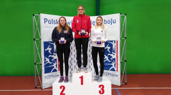 Natalia Bieniecka Mistrzostwa Polski Juniorów