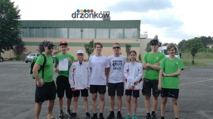 STPP - CWKS LEGIA - Ogólnopolska Olimpiada Młodzieży 2019