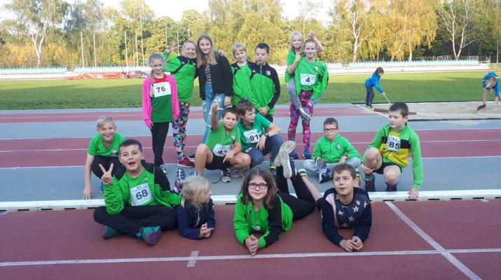 pieciobojlegia - SPP CWKS Legia Warszawa - Warszawska Olimpiada Młodzieży