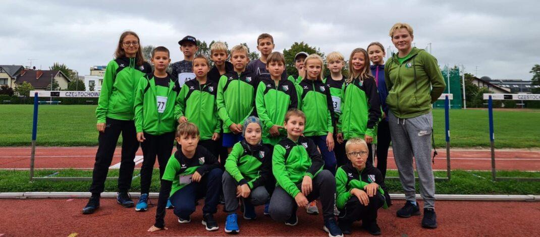 Międzywojewódzkie Mistrzostwa Młodzików 18.09.2021 r. Częstochowa